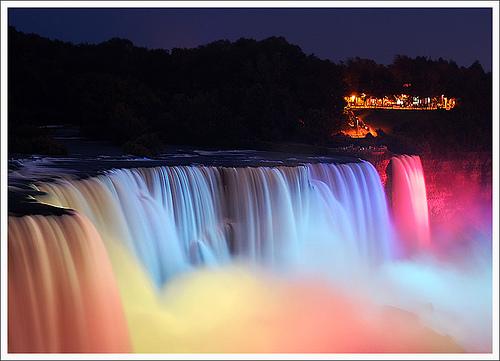 Conozcan mi Pais  !  CANADA . ( Over Canada )  Niagara_falls-12448